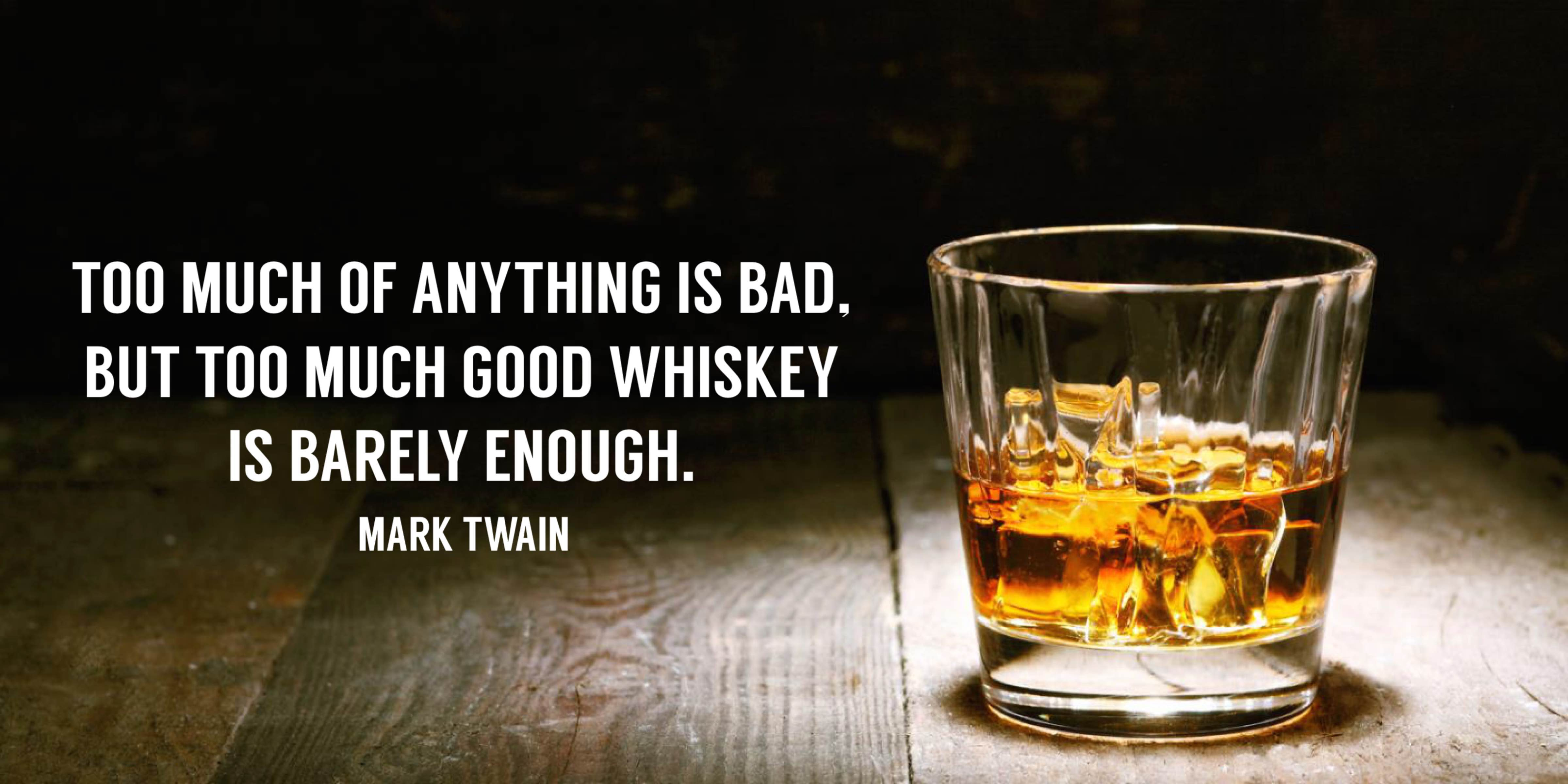 23 Most Famous Whiskey Quotes